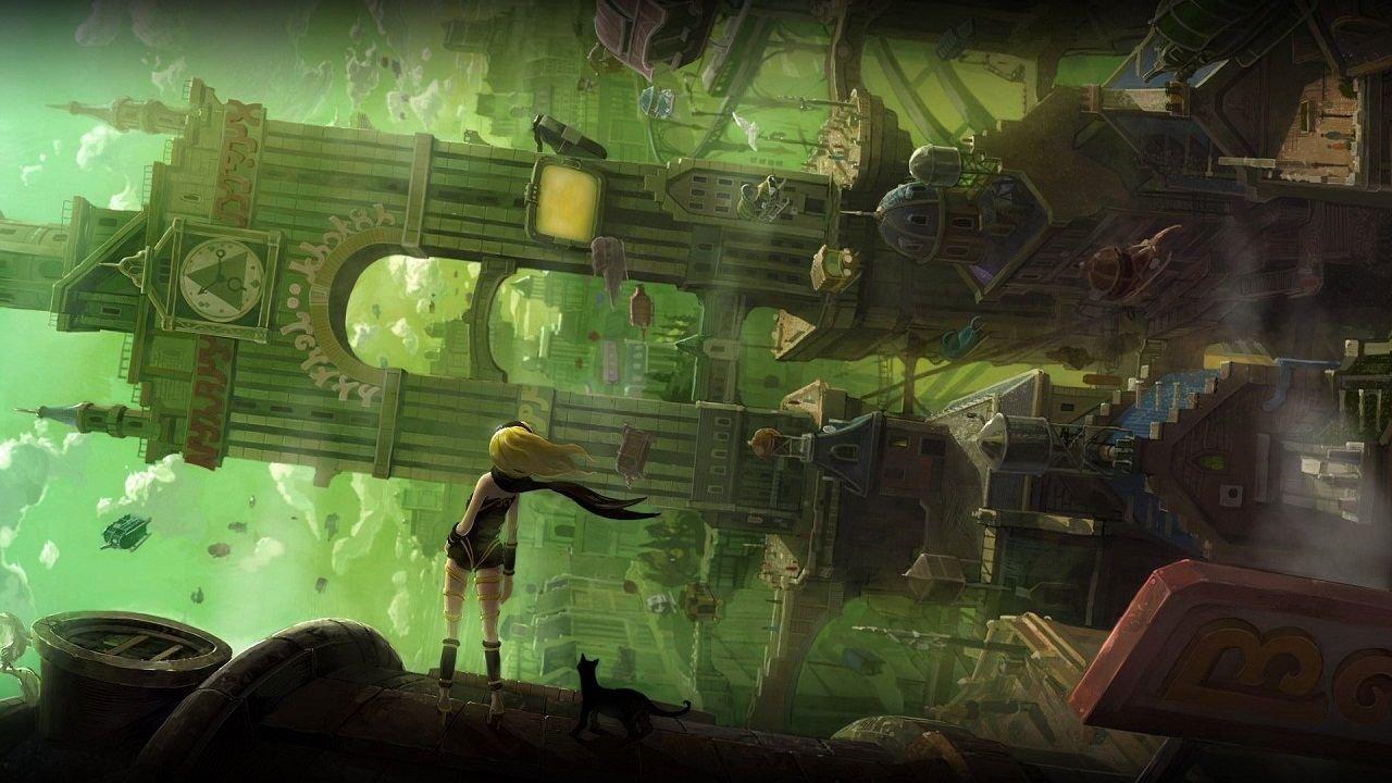 反重力的「異想理論」:淺談遊戲和科學的重力