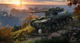 《戰車世界》9.16 版更新 全新瑞典戰車初登場