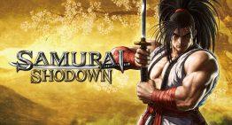 劍戟對戰格鬥遊戲《SAMURAI SHODOWN》正式發售!