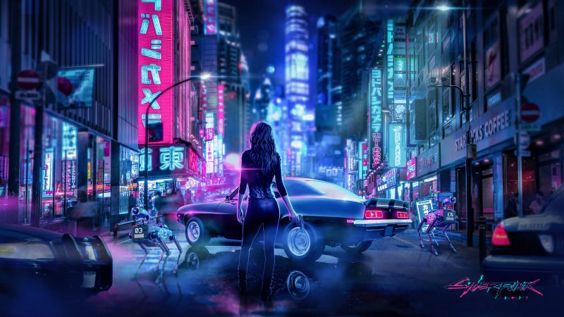 《電馭叛客 2077》的「我」:賽博龐克式的思辨