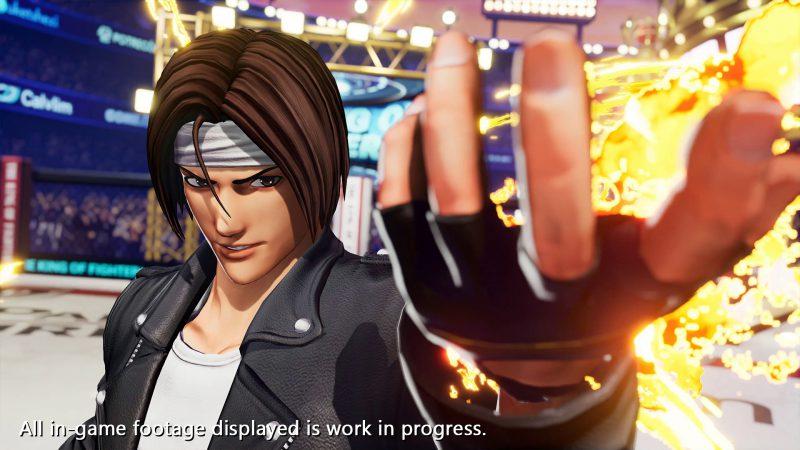 對戰格鬥遊戲《THE KING OF FIGHTERS XV》將在多平台發售!